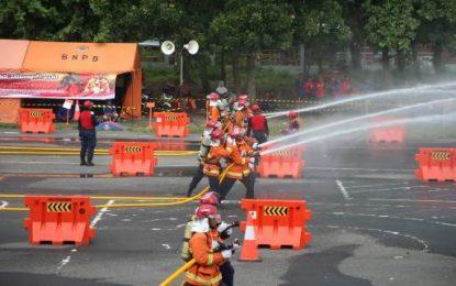 BP Batam Ikuti Lomba Pemadam Kebakaran Seluruh Indonesia