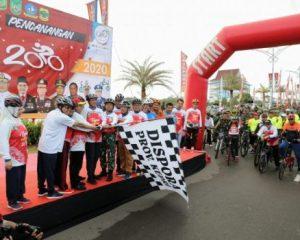 Kepri Bersepeda 2020 Resmi Dicanangkan