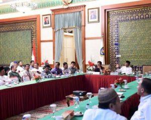 Rapat Persiapan MTQ, Isdianto Tegaskan Pentingnya Keseriusan Panitia