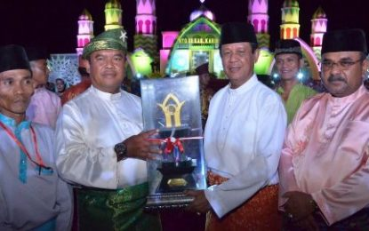 Kecamatan Karimun Juara Umum MTQ XII Kabupaten Karimun