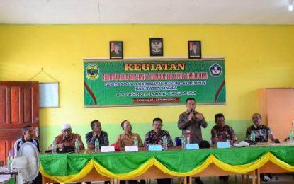 Buka KKG dan KKKS Gugus I dan II, Wakil Bupati Lingga Titipkan Pesan