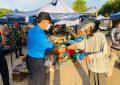 Tim Gugus Tugas Pencegahan Penyebaran Covid-19 Batam Terus Laksanakan Patroli dan Berikan Masker Gratis Kepada Masyarakat
