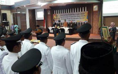 Bupati Karimun Lantik 250 Pejabat Struktural