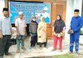 Bakti Sosial, H. Asri Auzar Salurkan Bantuan 800 Paket Sembako