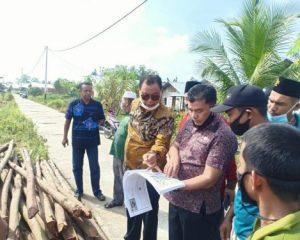 Dinas Perkim Rohil akan Bangun Rusus Nelayan dan SPAM