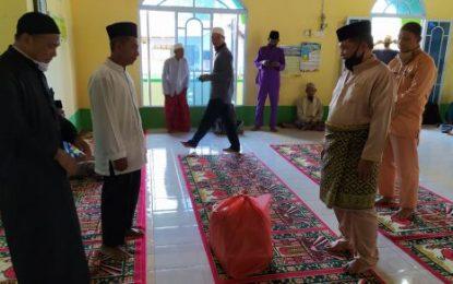 Wan Zuhendra Monitoring Masjid di Telaga Besar dan Telaga Kecil