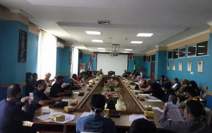Tim Gugus Tugas Covid 19 Natuna Sosialisasi Program New Normal