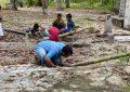 Semarak Bulan Ramadhan, Meriam Buluh menjadi Permainan Favorit di Desa Benan