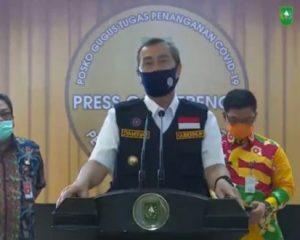 Pemerintah Provinsi Riau Resmi Tidak Memperpanjang PSBB)