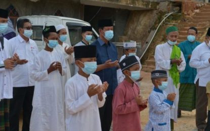 Plt Gubernur: Takbiran Tak ke Jalan Tapi di Masjid
