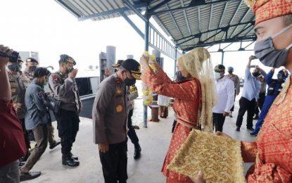 Kapolda Kepri Lakukan Kunjungan Perdana di Kabupaten Karimun