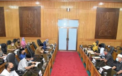 Komisi IV Lakukan Rapat Kerja Terkait Perlindungan Terhadap Anak dalam Kasus Kekerasan Seksual