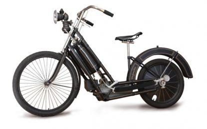 Sepeda Motor Pertama di Indonesia Ada Tahun 1893, Ini Dia Pemiliknya