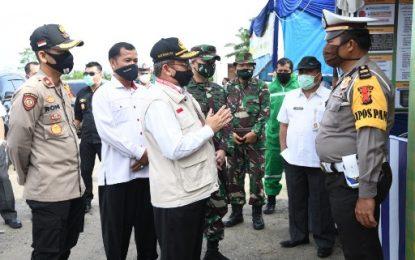 "H Bustami HY, ""Kabupaten Bengkalis Siap Sosialisasikan Instruksi Presiden tentang New Normal"""