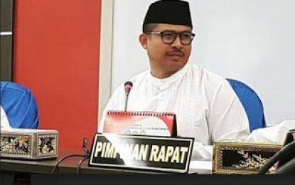 Ketua DPRD Batam Sebut Covid-19 Bencana Nasional