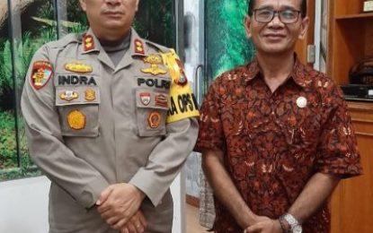 Drs. Sozifao Hia: Selamat Bertugas AKBP Indra Wijatmiko sebagai Kapolres Pelalawan
