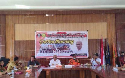 Komisi I DPRD Natuna Lakukan Kunjungan Kerja ke KPP Natuna