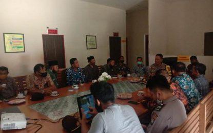 Jelang New Normal, Polres Natuna Bentuk Kambong Sigep
