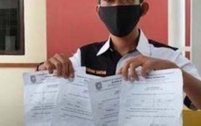 Tim Satgas Karimun Temukan Surat Kesehatan Palsu dari Penumpang Asal Meranti