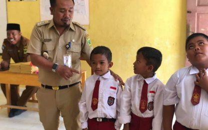 Mimpi Anak Pulau Akhirnya Terwujud, Camat Katang Bidare Apresiasi Pemda Lingga