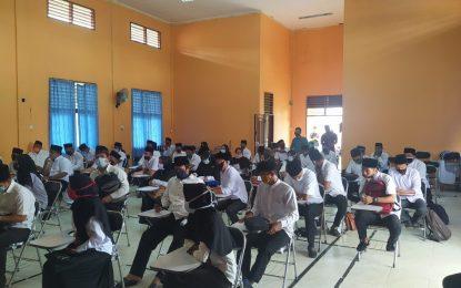 Pilkada Kembali Berlanjut, KPU Lingga Lantik 246 Anggota PPS