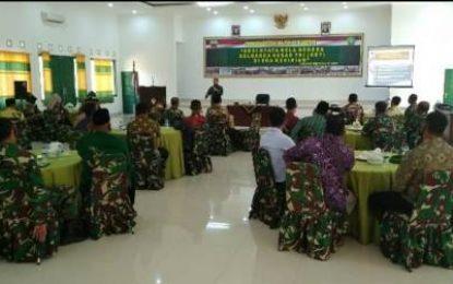 Dandim 0318/Natuna Bina TNI di Era Kekinian