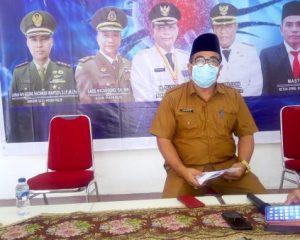 Perdana, Kabupaten Rohil Miliki Kasus Positif Covid-19