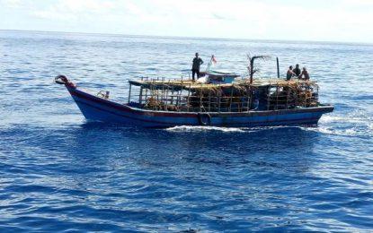 7 Hari Hilang Kontak, Kapal KM. Sumber Cahaya Akhirnya di Temukan