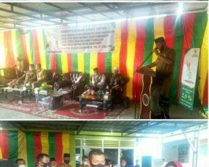 Baznas Kabupaten Rokan Hilir Distribusikan Dana Zakat