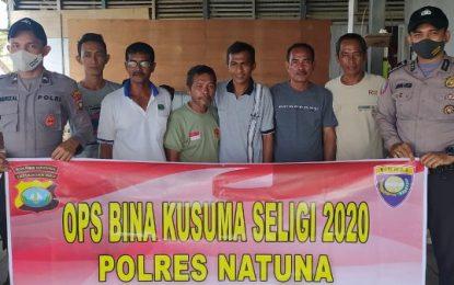 Polres Natuna Laksanakan Operasi Bina Kusuma Seligi 2020