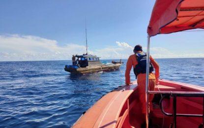 Tiga Hari Beroperasi di Laut,  Kapal Pengangkut Sapi Belum Juga di Temukan, Mexi: Lanjut Besok
