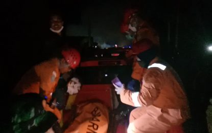 Naas, Korban Kebakaran Ditemukan Tewas Dalam Gudang