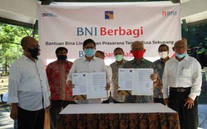 BP Batam Terima Hibah CSR BNI