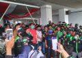 Bertemu Driver Gojek, Nuryanto Janji akan Tindaklanjuti Aspirasi Mereka