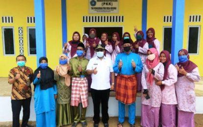 Bupati Karimun Kunjungan Kerja ke Sejumlah Desa