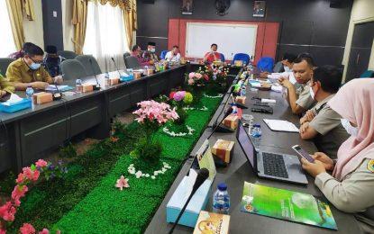 Sejumlah Pimpinan Tak Hadir, RDPU Kampung Tua Berlangsung Singkat