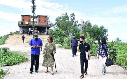 Hamid Rizal Dampingi Susi Pudjiastuti Promosikan Potensi Daerah
