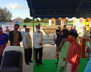 Gubernur Kepri Jemput Aspirasi Masyarakat Serasan