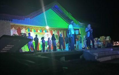Desa Panggak Laut Sukses Gelar Pesta Rakyat, Kades Ucapkan Terimakasih
