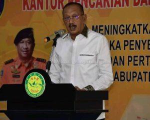 Bupati Natuna Buka Latihan SAR Daerah 2020