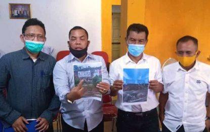 Penghilangan Baliho Hanura Kepri Diduga Terorganisir, Pelaku Segera Dilaporkan ke Polisi