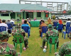 Kasus Positif Coronadi Bagan Senembah Meningkat, Rakor pun Digelar