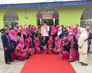 Bupati Rohil Resmikan Mushola As Salaam SMA Negeri 2 Bangko