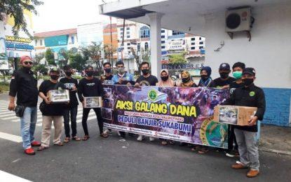 Paguyuban Pasundan Kota Tanjungpinang Lakukan Aksi Penggalangan Dana