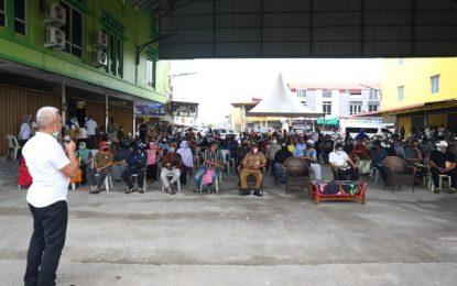 BP Batam Serahkan Dokumen Alokasi Lahan untuk Masyarakat di Kecamatan Sagulung