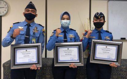 Kementerian Perhubungan Beri Penghargaan untuk Tiga Petugas Avsec Bandara Hang Nadim