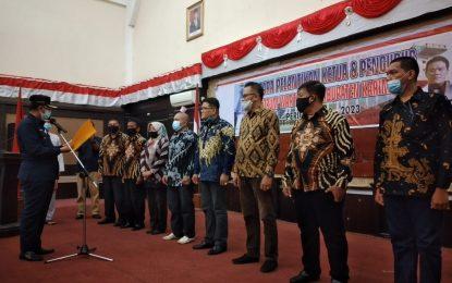 Feri Arisandi Damanik Resmi Dilantik sebagai Ketua FWKK