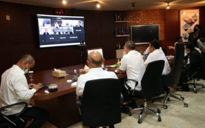Kepala BP Batam Sambut Investor Singapura untuk Ekspansi Investasinya di Batam