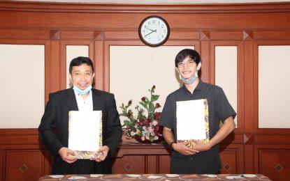 Promosikan Aset Kuningan Guest House, Kantor Perwakilan BP Batam Gandeng Kohai Sushi Bar