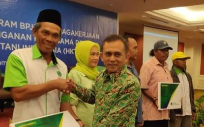 HKTI Batam Fokus Dukung Calon Paslon Pro Pertanian